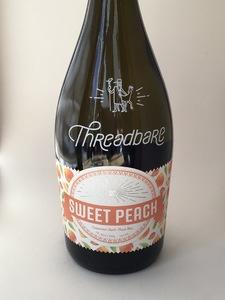 **LOCAL** Threadbare - Sweet Peach (25.4oz Bottle)